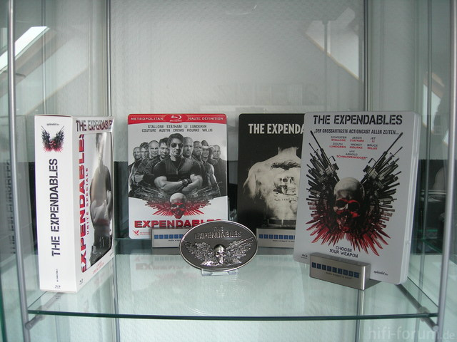 The Expendables Hero Pack