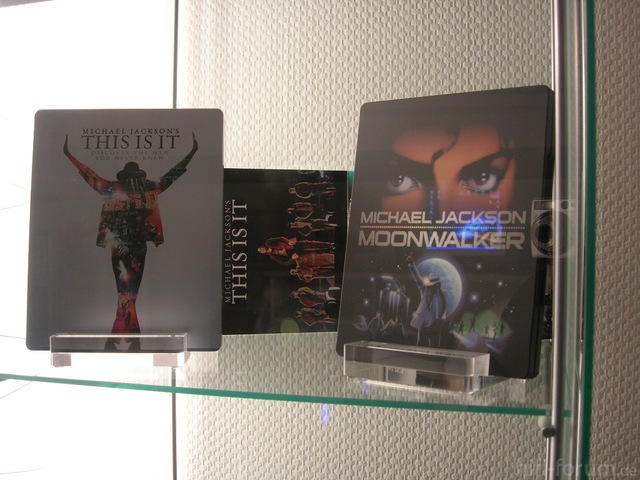 This Is It Und Moonwalker Steelbook