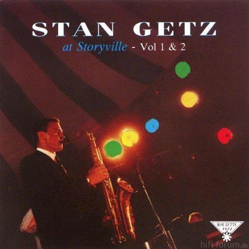 Getz At Storyville