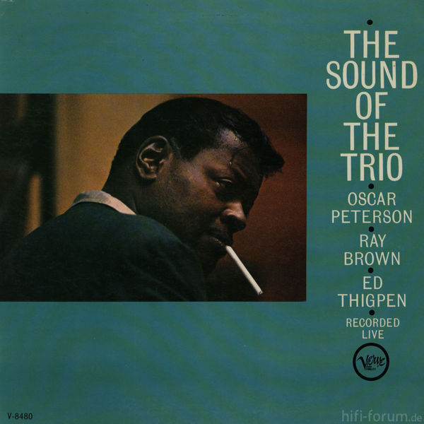 Peterson Sound Of The Trio