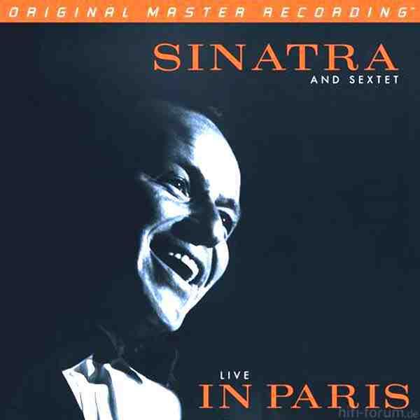 Sinatra In Paris