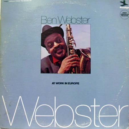 Webster In Europe