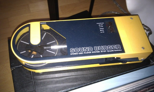 Audio Technica - Sound Burger