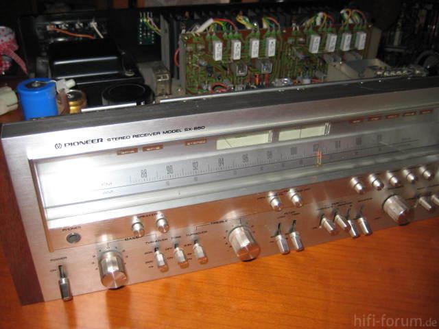 Pioneer Sx 850 001