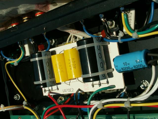 Capacitor Sub-Board