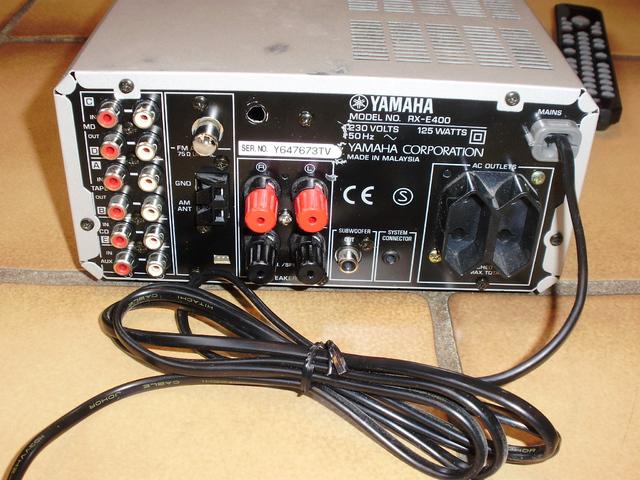 Yamaha Rx V  Bluetooth Adapter