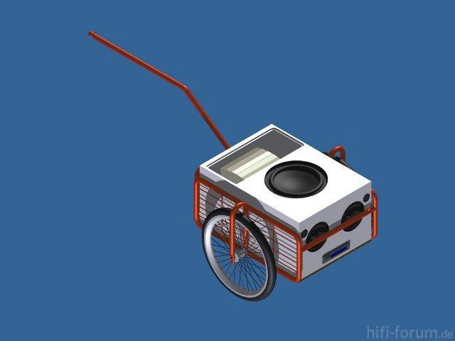 Version 2.0 CAD Modell Inkl. Hänger