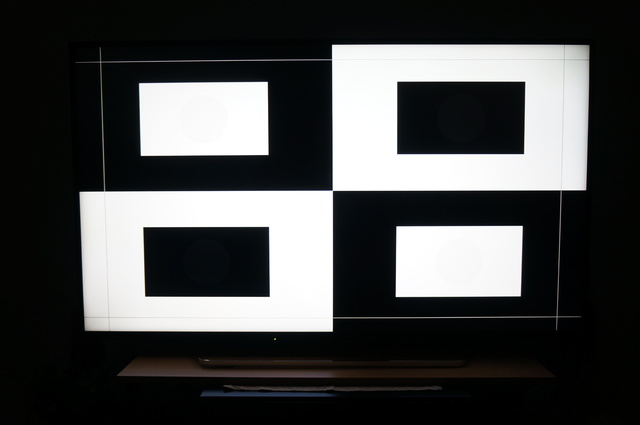 Ausleuchtung TV