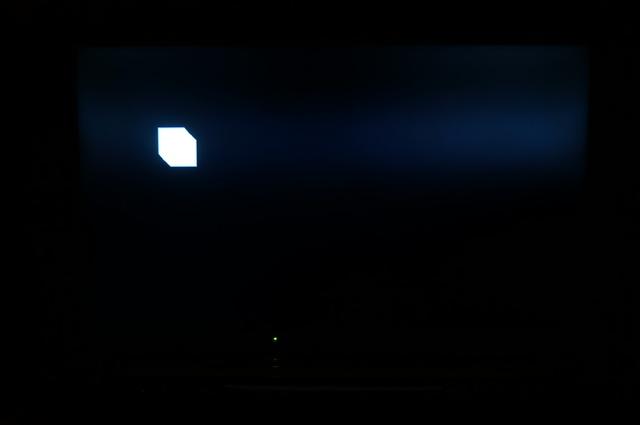 Dimming TV