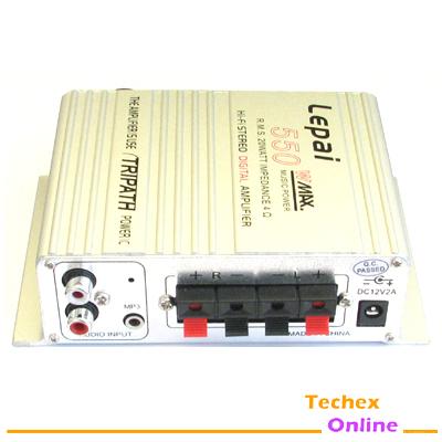 O Motor Amplifier Ta2020 04