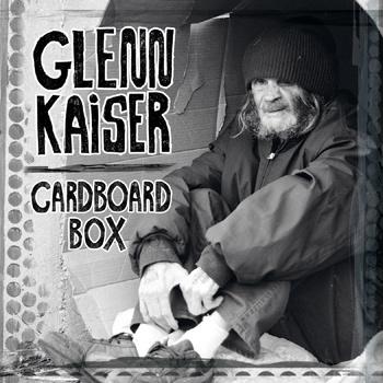Glenn Kaiser Cardboard Box