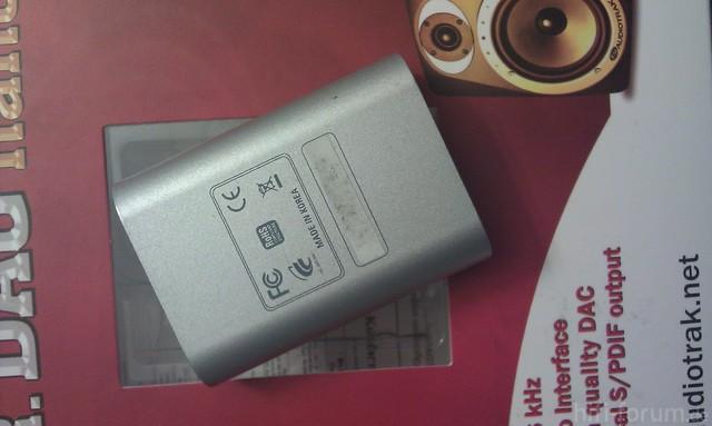 ESI Audiotrack Dr. DAC nano (2/4)