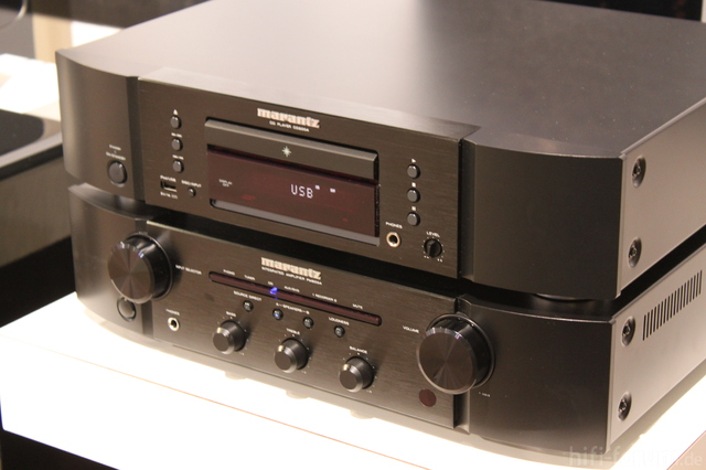 Marantz CD6004 & PM6004   2