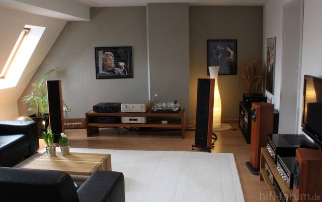 Marantz Listening Room