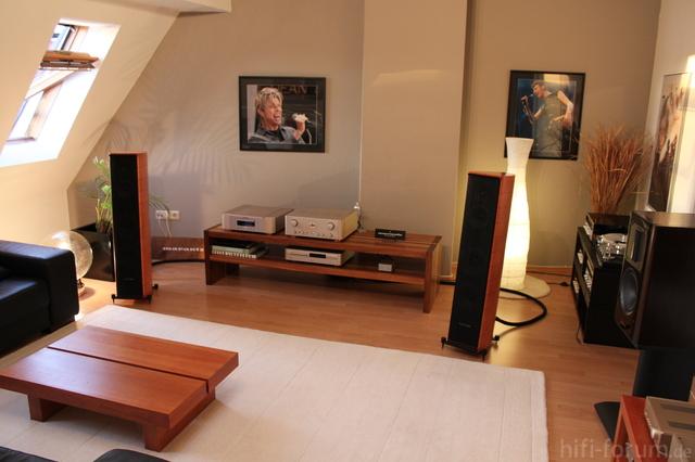 Marantz Listeningroom