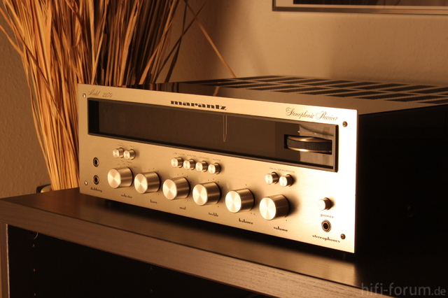 Marantz Model 2230 Gold