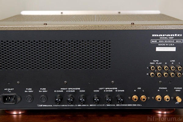 Marantz Model 66   2