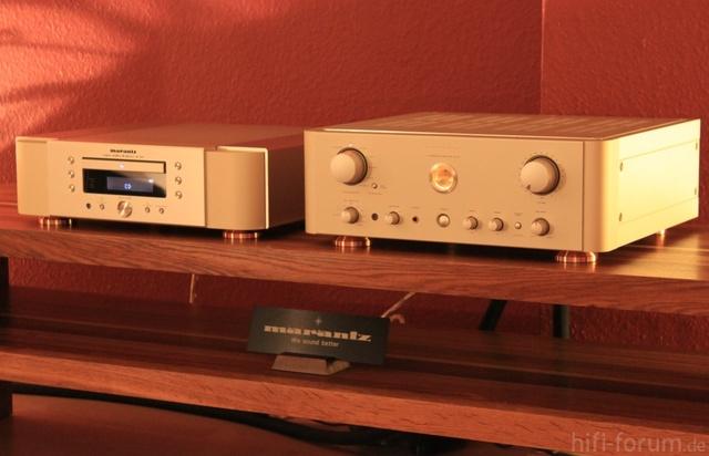 Marantz SA-7S1 & PM-14