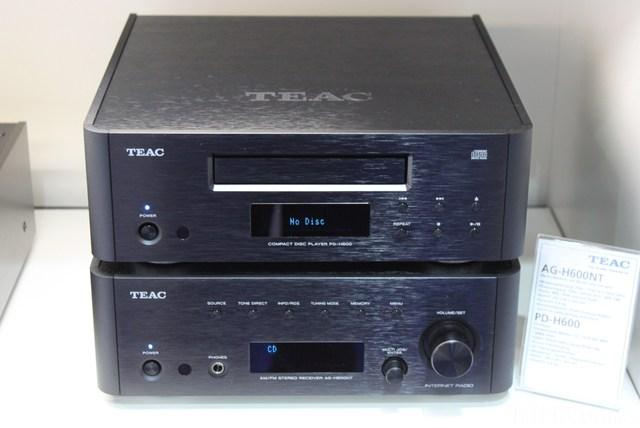 Teac AG H600NT & PD H600   1