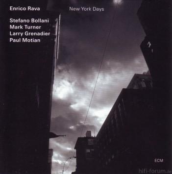 Enrico Rava New York Days