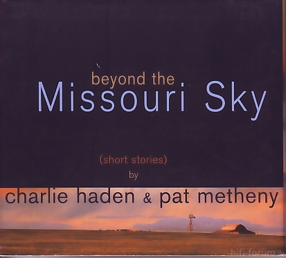 Pat Metheney Missouri Sky