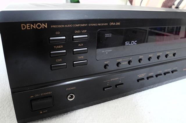 Denon DRA-295-1
