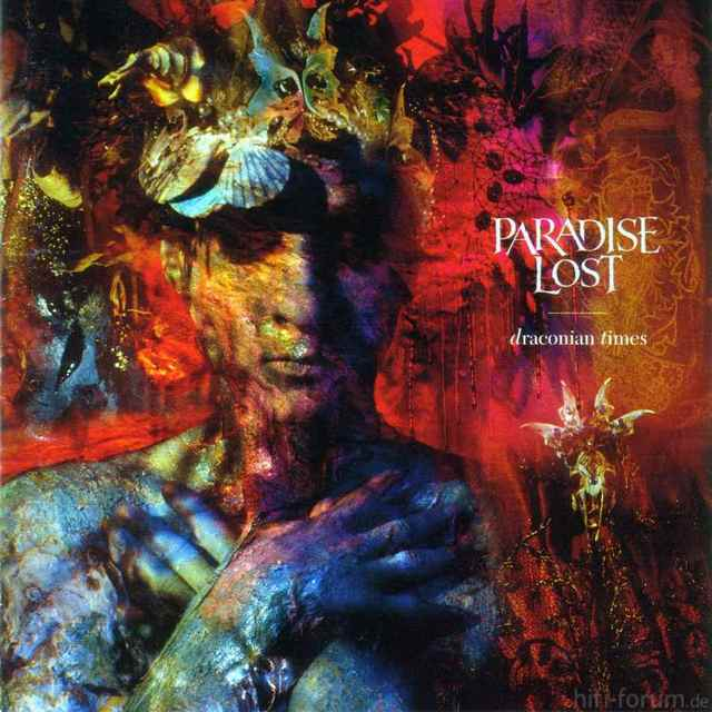 Paradise Lost Draconian Times [Front] [www[1] FreeCovers Net]