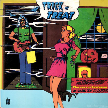 Mothers Of Invention - Trick Or Treat