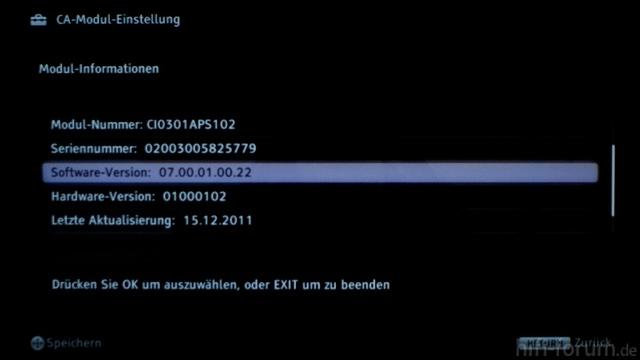 HDplus Softwareupdate 022