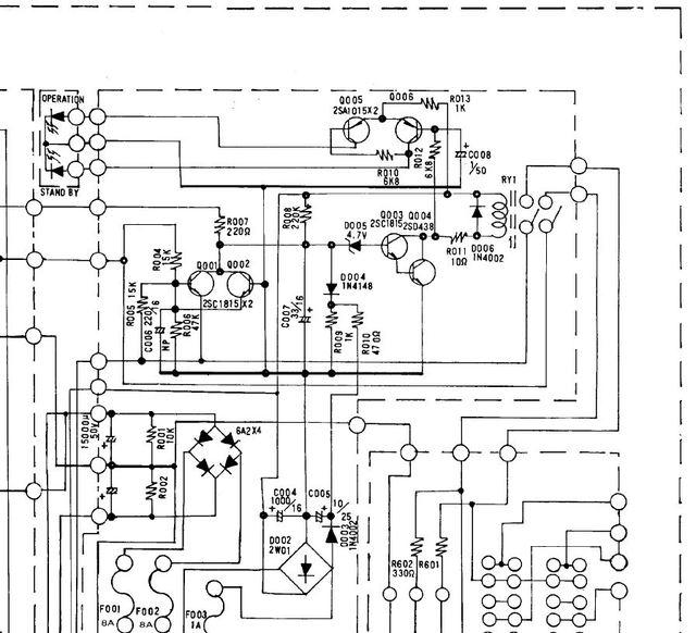 Wangine WPA 600 defekt, Hifi-Klassiker - HIFI-FORUM