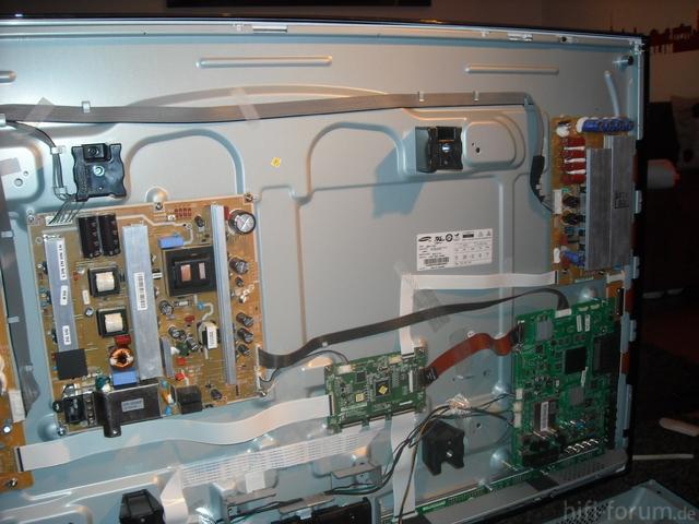 PS50C687 Innenleben