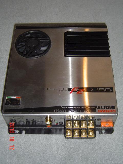 Audio System F2 190