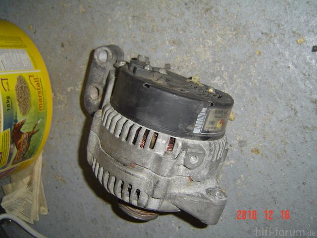 Lichtmaschine Bosch 120A Bild1