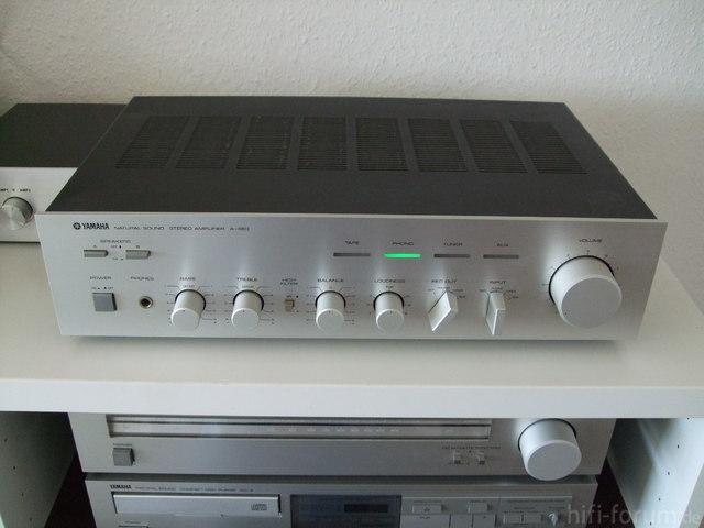 Yamaha A-460
