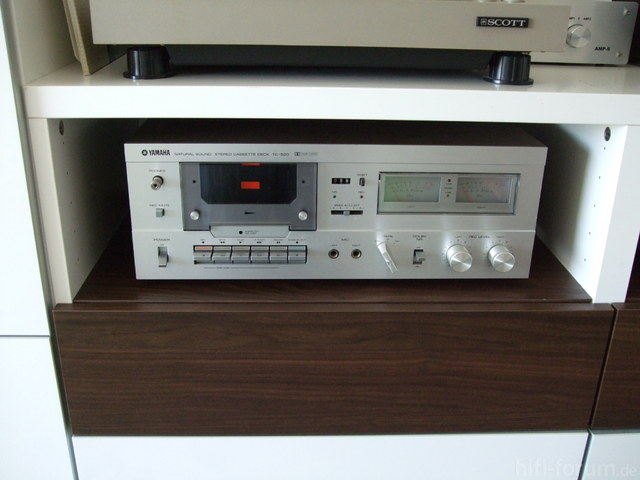 Yamaha TC-520