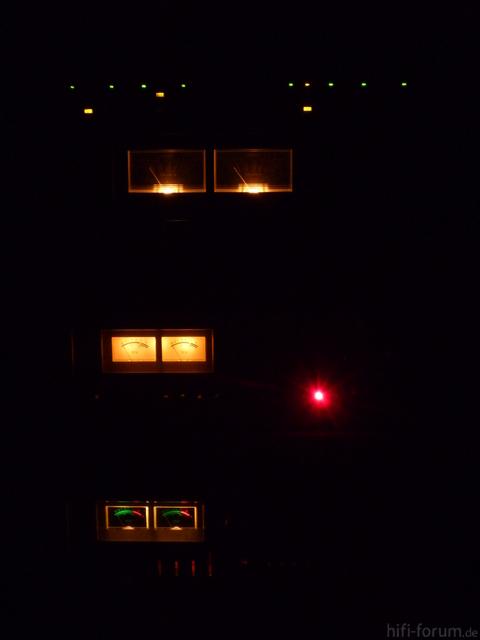 Nachtfoto Anlage