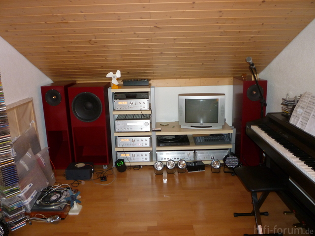 Selbstbau Lautsprecher