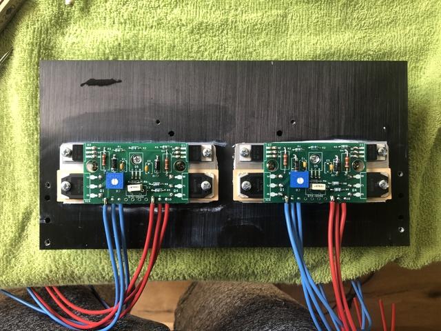 STK0050 Module Montage