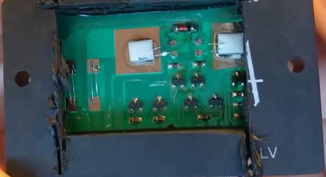 STK8050 fake
