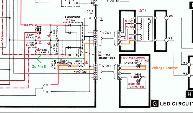 V660 Power Supply