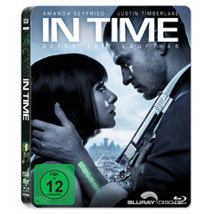In Time Steelbook