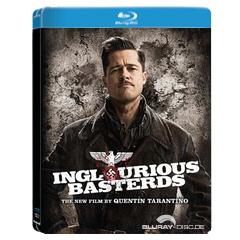 Inglourious Basterds Steelbook CA ODT