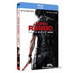 John Rambo Uncut Steelbook