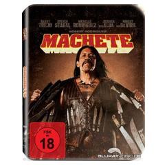 Machete Steelbook
