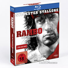 Rambo Trilogie Uncut Ultimate Edition