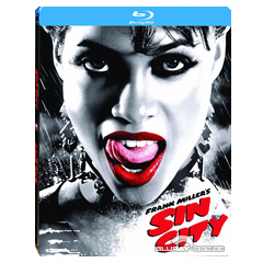 Sin City Steelbook CA
