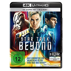 Star Trek Beyond 2016 4K 4K UHD Und Blu Ray DE