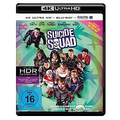 Suicide Squad 2016 4K 4K UHD Und Blu Ray Und UV Copy DE
