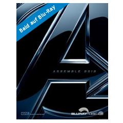 The Avengers 3D Steelbook