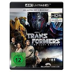 Transformers The Last Knight 4K 4K UHD Und Blu Ray Und Bonus Blu Ray DE